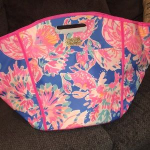 Lilly Pulitzer Beverage Tote